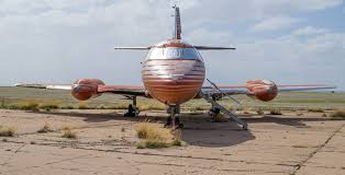 elvis u0027 first private jet that he toured in is up for auction