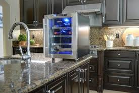 What Are The Best Kitchen Countertops - best kitchen countertop wine cooler