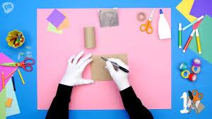 how to make a kaleidoscope superhands easy crafts diy craft