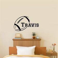 Sports Decals For Kids Rooms by Oracal Sports Removable Décor Wall Decals Art Ebay
