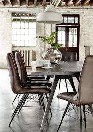 industrial kitchen table furniture best 25 industrial dining chairs ideas on industrial