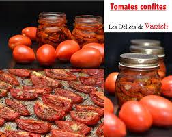 recette de cuisine pour l hiver tomates confites maison conserves tomates pour l hiver cuisine