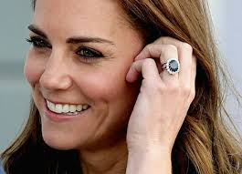 kate engagement ring the royal touch