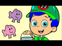 bubble guppies coloring book gil red racer bubble guppies