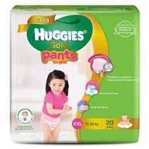 huggies gold huggies gold pant xxl20 girl