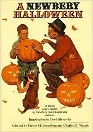 a newbery halloween a dozen scary stories by newbery award