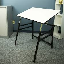 Split Top Drafting Table Professional Drafting Table With 36x48 Standard Size Also White