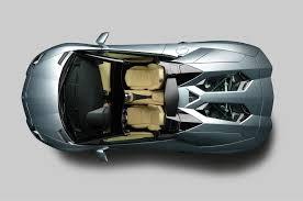 Lamborghini Aventador Lp700 4 Roadster - lamborghini aventador lp700 4 roadster top view eurocar news