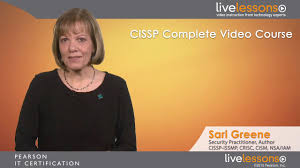 cissp complete video course pearson it certification