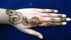 Kids Designs by Very Simple Mehndi Designs For Kids Hands Easy Step By Step