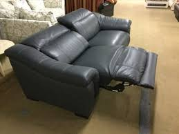sofa elektrisch verstellbar neu sofa elektrisch verstellbar echt leder anthrazit in