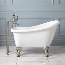 bathtubs idea awesome tub shower combo narrow bathtub