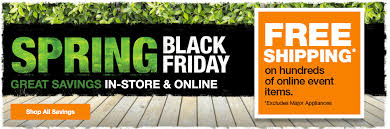 reddig home depot black friday the home depot canada spring black friday sale save on appliances