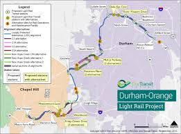 Concord Mills Map Officials Agree To Speed Up Light Rail Plan Updates Wunc