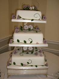 Walmart Wedding Flowers - walmart 3 tier wedding cakes stand from walmart brown