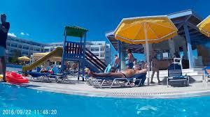mitsis serita beach hotel anissaras crete greece youtube