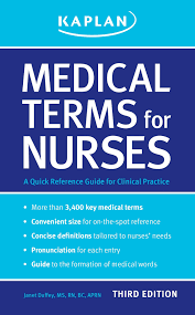 medical terms for nurses a quick reference guide for clinical