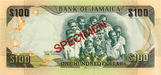 bank of jamaica bank notes