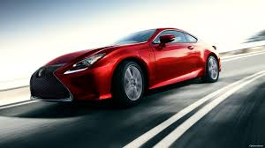 lexus f sport red interior 2017 lexus rc luxury sedan lexus com