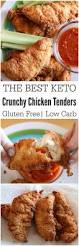 keto chicken tenders only 2 5net carbs compared to 64
