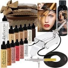 Professional Airbrush Makeup System Belloccio U0027s Complete Professional Airbrush Makeup System With