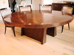 Wooden Round Dining Table Designs Attractive Unique Round Dining Tables Also Expanding Table