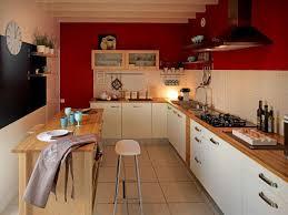 peinture orange cuisine étourdissant couleur de peinture pour cuisine avec quel carrelage
