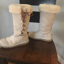 womens ugg boots with laces s ugg lace up boots on poshmark