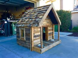 Excellent Dog House Made From Pallets 58 For New Design Room With