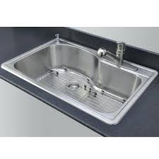 top mount stainless steel sink kitchen sinks top mount stainless steel kitchen sinks top mount