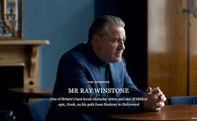 gangster film ray winstone mr ray winstone the interview the journal mr porter