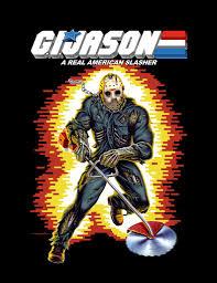 g i jason 2 t shirt parody design for fright rags by jason