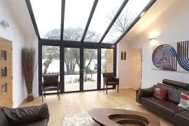 solarlux glass extensions and wintergardens in aluminium high
