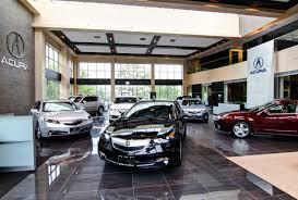 Acura Deler Acura Of Huntington Business Photos Showroom