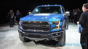 Ford Raptor Truck 2015 - 2017 ford f 150 raptor gives truck a sports boost slashgear