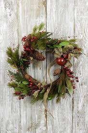berry wreath 20 pine bells berry wreath