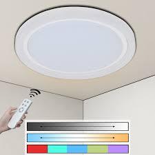wohnzimmer deckenlampe led der rgb led deckenlampe 32 w online shop vidaxl de