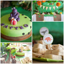 kara u0027s party ideas dinosaur party planning ideas supplies cake