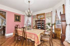 Colonial Dining Room Stunning 1908 Dutch Colonial Flatbush Brooklyn Ny 11230