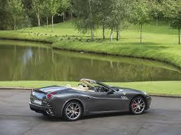 Ferrari California 2012 - stock tom hartley jnr