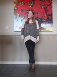 Target Jeggings Ootd Oversize Sweater Jeggings Ankle Boots The Amber Age