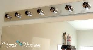 How To Paint Bathroom Fixtures Manufactured Home Master Bath Reveal The Olympic Nest