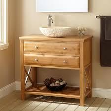 bathroom patterned vanity signature hardware