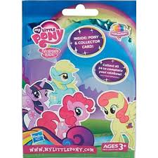 My Little Pony Blind Packs My Little Pony Blind Bag Box Wave 10 24 Packs Tesla U0027s Toys