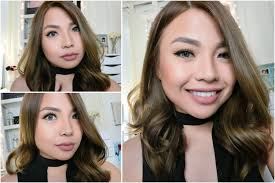 hair color for pinays fast and easy neutral make up for pinay girls youtube