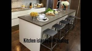 modern kitchen islands with seating modern kitchen cabinets