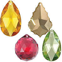 Lead Crystal Chandelier Crystal Chandelier Parts U0026 Prisms B U0026p Lamp Supply