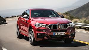red bmw 2016 2015 bmw x6 m50d flamenco red front hd wallpaper 11