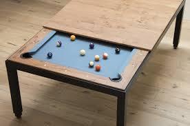 Imposing Design Dining Table Pool Stylish Ideas Pool Table - Pool table disguised dining room table