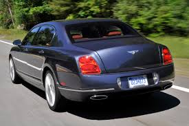 bentley flying spur exterior used 2013 bentley continental flying spur speed for sale pricing
